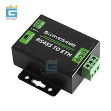 RS485 OM ETH RS485 Ethernet module Bidirectionele transparante transmissie van data tussen RS485 en RJ45 netwerk poorten