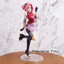 Наруто: фигурка Shippuden Sakura Haruno, фигурка Наруто галс, кукла, игрушка 22 см