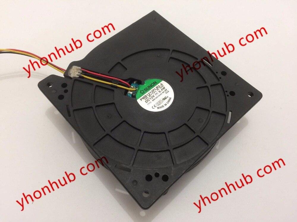 Free shipping For SUNON PMB1212PLB2-A, (2).B1121.R.GN DC 12Vs