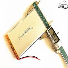 3,7 V 12500mAh литий-полимерный аккумулятор 8080130 MP3 MP4 навигационные инструменты маленькие игрушки и другие продукты универсальный аккумулятор