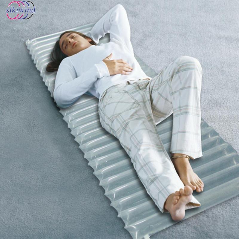 цена на New Ultralight Singleplayer Air Emergency Inflatable Mattress Outdoor Cushion Tube Camping Beach Moisture-proof Sleeping Pad