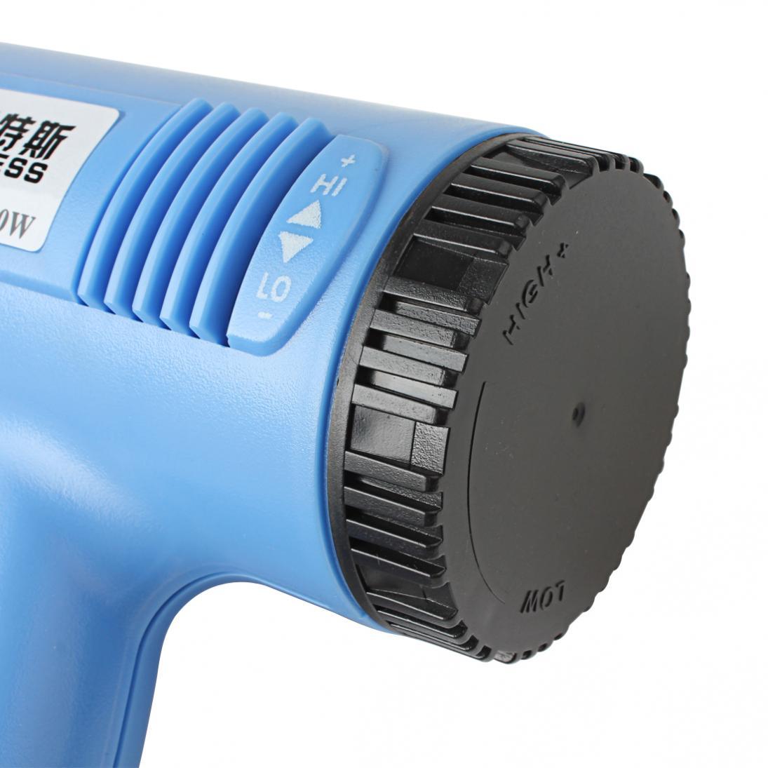 EL-pistik Professional 2000W vahelduvvoolu 220 V 60 ~ 650 kraadi - Elektrilised tööriistad - Foto 6