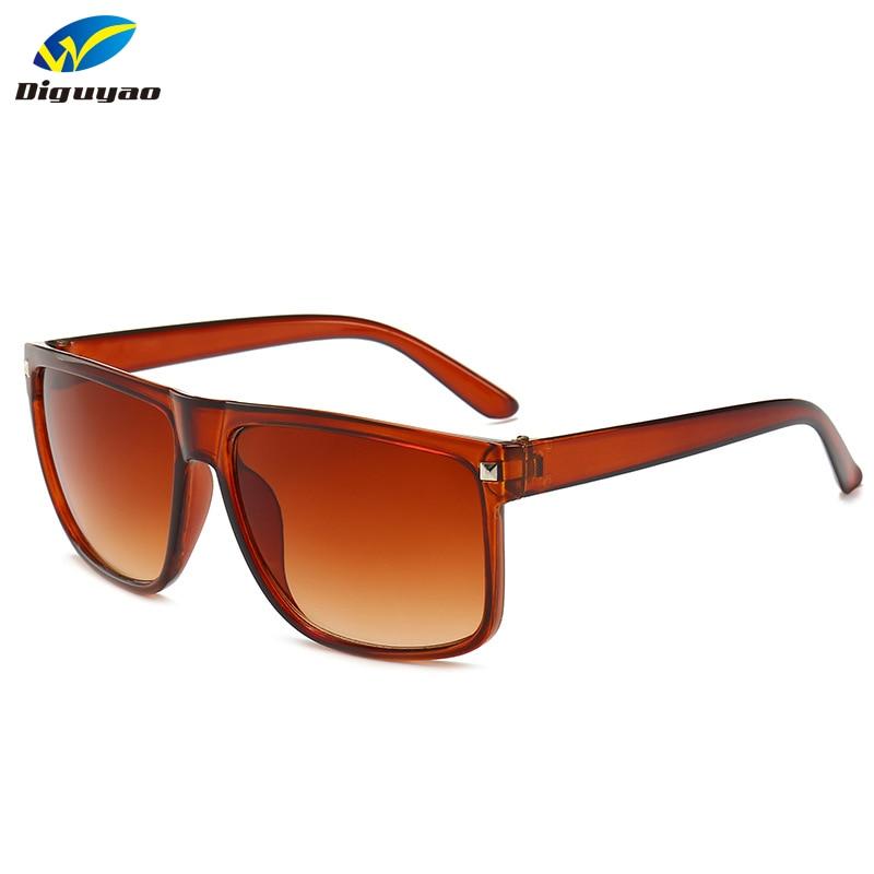 oculos de sol feminino merk mode sunglass vierkante frame klinknagel - Kledingaccessoires