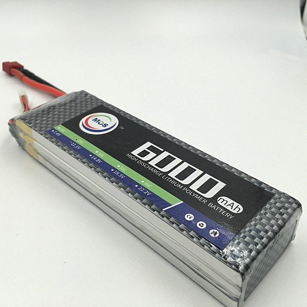 MOS 11.1v 6000mah 25c lipo battery for rc airplane free shipping 2pcs package mos 3s lipo battery 11 1v 1300mah 35c for rc airplane free shipping