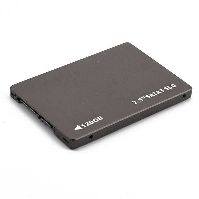 LEORY Black SSD Solid-State Hard Disk 120G SMI+ Micron Chip Master SMI2258XT Reading 390 Write 370 For Desktop Laptop цена 2017