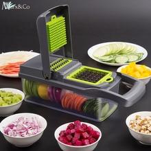 vegetable cutter Kitchen accessories Mandoline Slicer Fruit Cutter Potato Peeler Carrot Cheese Grater slicer