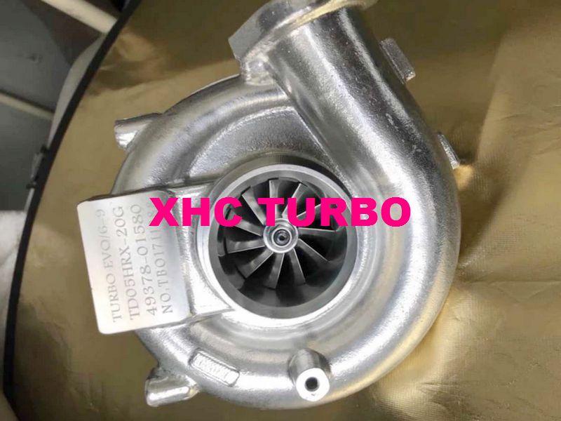 NEW TD05HR/49378-01580 1515A054 Billet Compressor Turbo Turbocharger for MITSUBISHI Lancer EVO9,Engine:4G63 2.0T 280HP 2005-