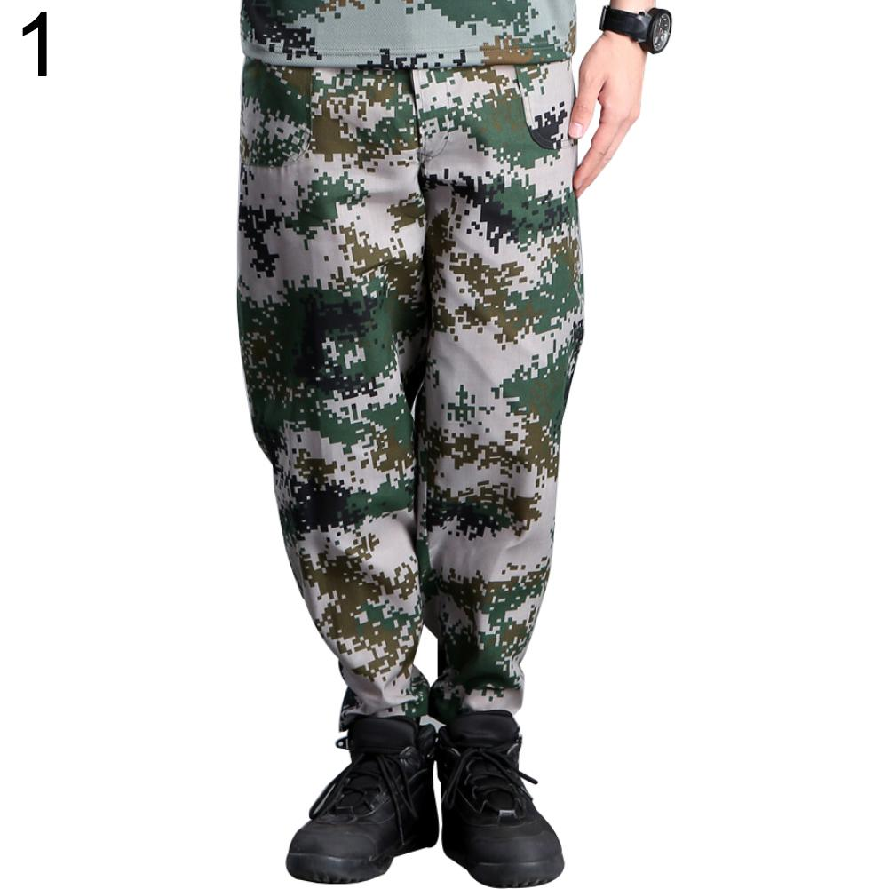 Jungle-Ocean-Pants Trousers Outdoor Military Tactical Camouflage Summer Women New Hot
