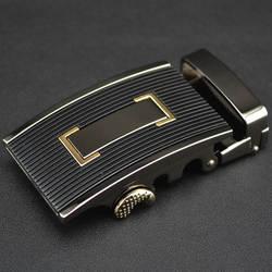 35 мм Ширина Автоматическая пряжка ремня роскошный пояс Для мужчин Пряжка из цинкового сплава пряжка Бизнес CE87520
