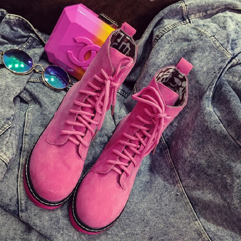 Popular Pink Motorcycle Boots-Buy Cheap Pink Motorcycle Boots lots ...