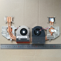 New laptop cpu cooling fan with heatsink for SONY F1 VPC F1 F11 F115 F116 F117 F118 F119 VPCF1 VPC F1 VPCF119FC MBX 215 MBX 235