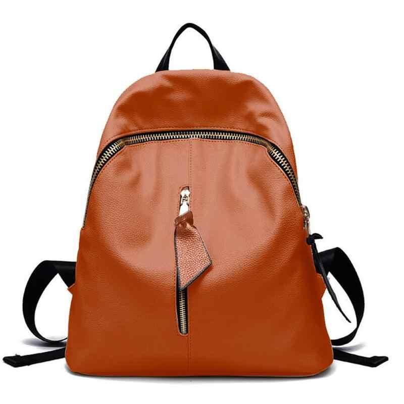 Рюкзак женский PULeather женские рюкзаки подростковые школьные сумки Mochila Feminina рюкзак Mochilas Mujer 2019 новый стиль рюкзаки