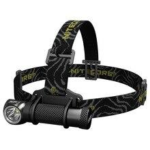 NITECORE 1000 루멘 HC30 HC30W 중성 백색 전조등 경량 LED 전조등 방수 토치 캠핑 여행 무료 배송