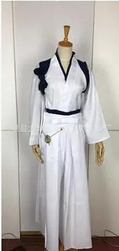 Free shipping anime Touken Ranbu Cosplay Costume Tsurumaru Kuninaga