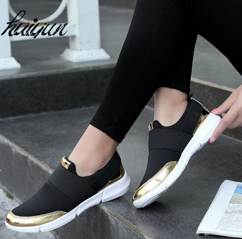 Printemps Chaussures forme 02 Plate 01 Causalité Slipony 2017 Tenis Dames De Femme Femmes dqYnZRxt