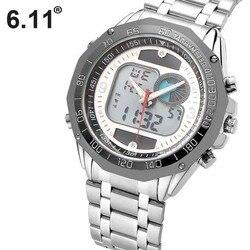 Design relógio solar alimentado led digital relógio de pulso dos homens relógios de pulso 30 m à prova dwaterproof água moda esportes militar vestido relógios