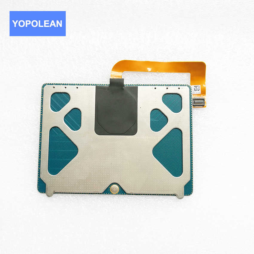 "Orijinal Trackpad Touchpad MacBook Pro Unibody 17 için ""A1297 821-1250-A 2009 2010 2011"