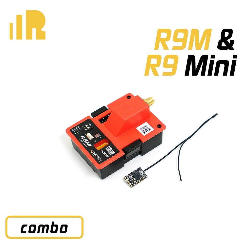 Original Frsky R9M Long Range Extender Module With Frsky R9 Mini Receiver Module System For RC Helicopter RC Models Multicopter
