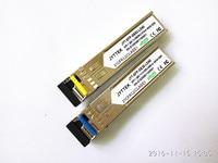 1pairs WDM/BIDI SFP Module Optic Fiber 1.25G BiDi SFP Transceiver with Single LC Connector 40km