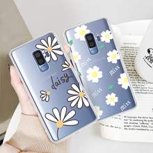 Soft Silicone Case For Samsung Galaxy