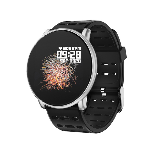LEMFO LT03 Smart Watch Men Women Tempered glass DIY Watch Faces Multi sports Mode Heart Rate