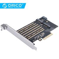 ORICO M.2 NVME to PCI E 3.0 X4 Expansion Card for Laptop Support Windows XP/7/8/Vista