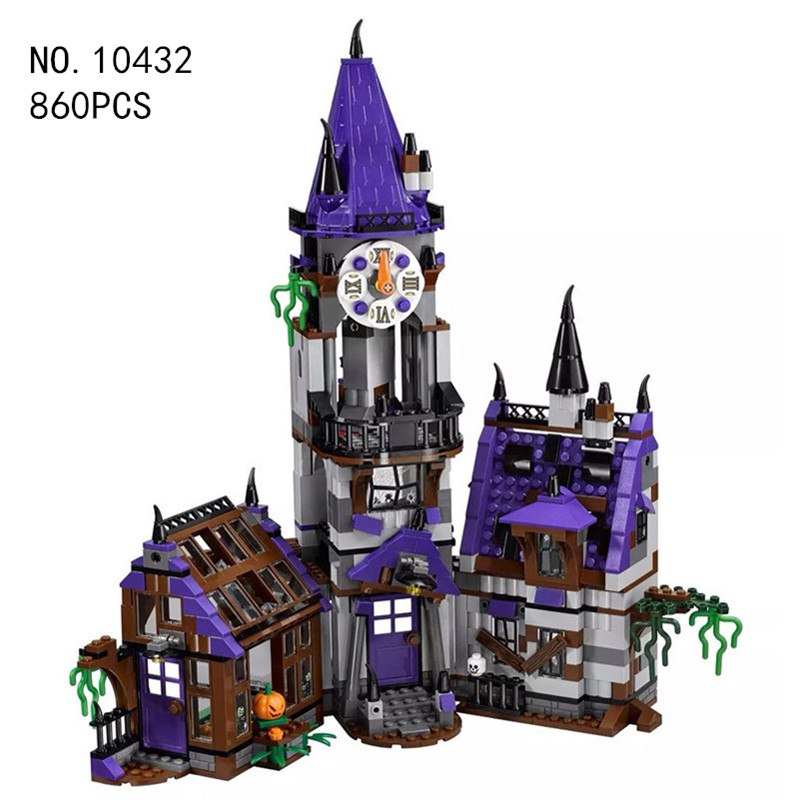 Bela New Diy Models Mystery Mansion Building Blocks Bricks Educational Toys For Children Compatible playmobil Figures Scooby Doo enlighten building blocks military submarine model building blocks 382 pcs diy bricks educational playmobil toys for children