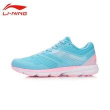 e757505a4 Li-Ning Для женщин Rouge кролик умный легкие кроссовки подкладка дышащая  амортизацию Smart кроссовки спортивная