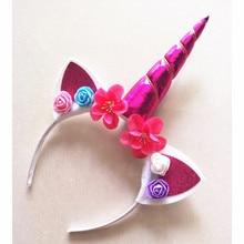 Colorful Unicorn Party Headband