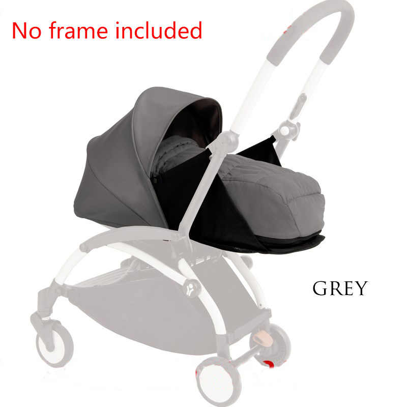 Birth Newborn Nest Stroller Sleeping Basket Stroller Accessories for Babyyoya Babyzen Yoyo+ Yoya Baby Throne Stroller Winter Bag