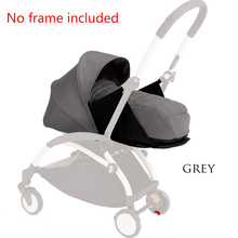Narodziny noworodka gniazdo wózek śpiwór akcesoria do wózka dziecinnego dla Babyyoya Babyzen Yoyo + Yoya wózek dziecięcy tron zimowa torba