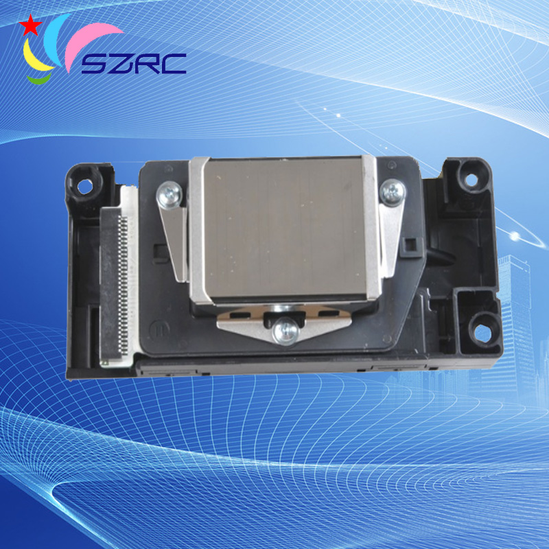 Original F160010 Print Head Compatible For Epson 4450 4880C 7450 9450 7880 7880C 9880 9880C Printhead DX5 waterbased Nozzle new original printhead cable for epson stylus pro 7880 9880 9400 9450 7800 7400 7450 9800 9880c 9880 7550s 9550s solvent printer