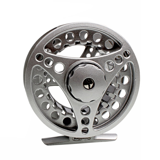 Best Offers 5/6wt Aluminum Fly Fishing Reel Die Full Metal Casting CNC Left/right Hand Fly Fishing Reels
