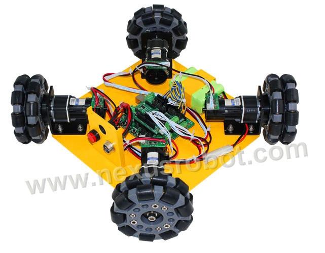 4WD 100mm omni жаттығу жиынтығы - Мектеп және оқу материалдары - фото 2