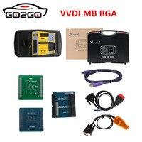 Лидер продаж 100% оригинальный Xhorse V3.0.0 VVDI MB BGA инструмент для Benz Ключевые программист в том числе BGA калькулятор функция VVDI PROG