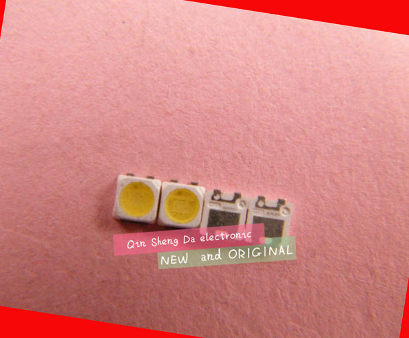 1000pcs FOR SAMSUNG 2828 LED Backlight TT321A 1.5W-3W with zener 3228 2828 Cool white LCD Backlight for TV TV Application LED(China)
