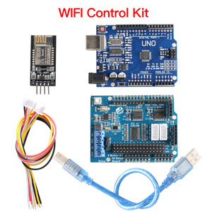 Bluetooth WiFi Handle Controll
