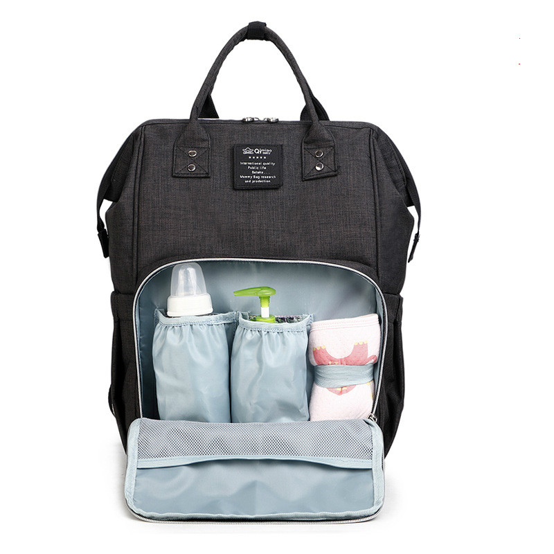 Diaper Bag Backpack Fashion Multifunctional Large Capacity Pregnant Mummy Bag Baby Nappy Bags  Mom Backpack Stroller Pram Bag fashion mummy bag travel baby diaper bag large capacity multifunctional baby diaper backpack red