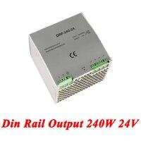DR 240 Din Rail Power Supply 240W 24V 10A,Switching Power Supply AC 110v/220v Transformer To DC 24v,ac dc converter