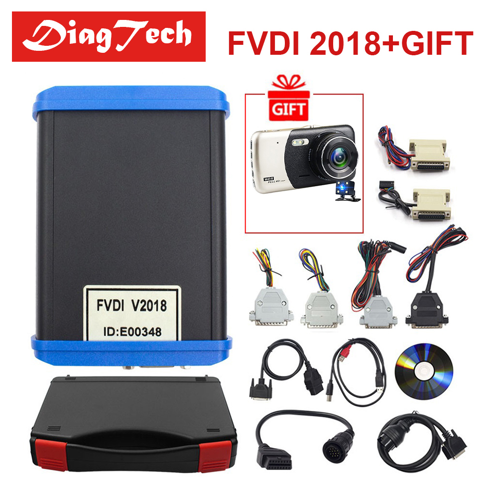 2018 100% Original FVDI 2018 Diagnostic Tools Full Version No Limited FVDI Commander No Limited Covers FVDI 2014 2015 DHL Free used good condition mod no 503 ser no 2097014 with free dhl ems