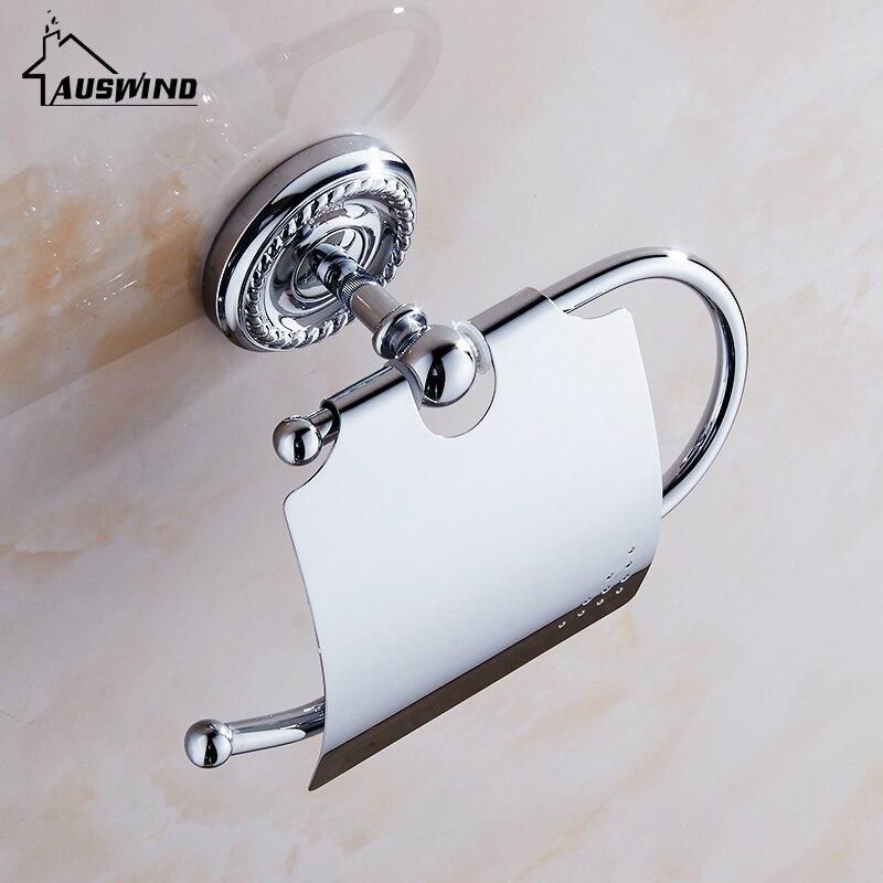 Platinum Toilettenpapierhalter