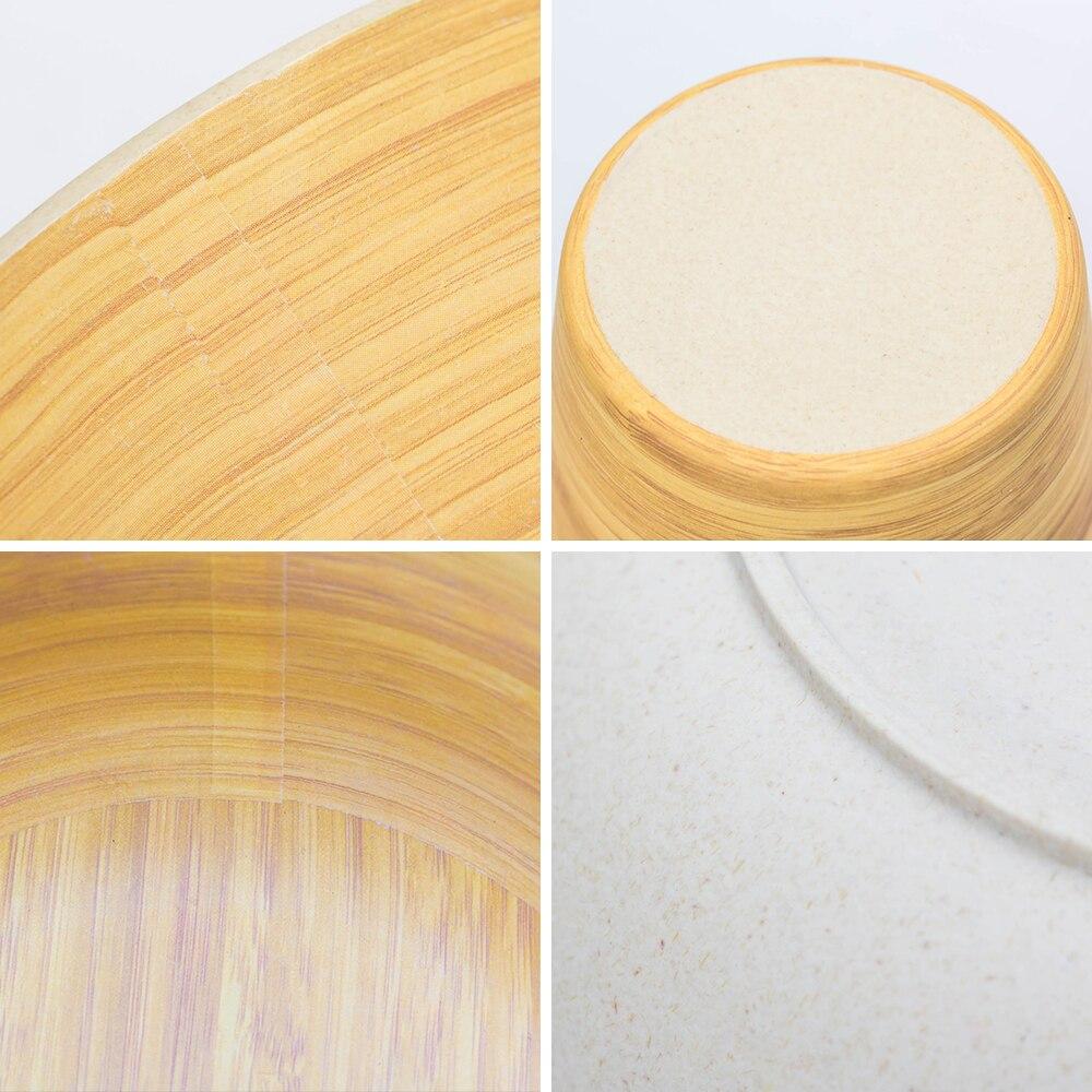 4 Pcs/Set Tableware Set Bamboo pattern 2