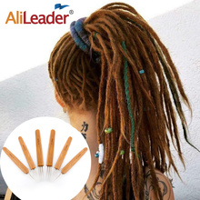 Alileader 3Pcs Crochet Hook Dreadlocks Needle For Hair Exten