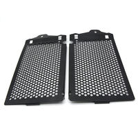 1 Pair 2017 Hot Motorcycle Accessories Parts Moto Radiator Grille Guard Protection For BMW R1200GS ADV