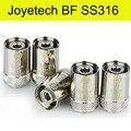 Original joyetech bf ss316 para ego/aio/cubis/egrip ii 0.5ohm bobinas bobina de recambio