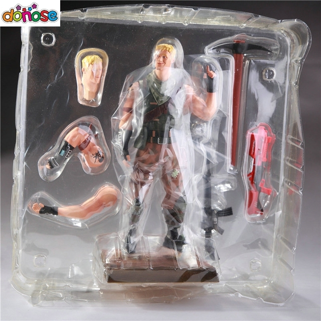 Fortnite Battle Royale joint Changed PVC Action Figure Collection Model Kids Toy Doll 4