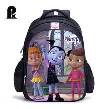 Children Schoolbag for Boy Vampirina Backpack for Children Student  Backpack Kid Primary Schoolbag Escolar Kids Mochila Infantil