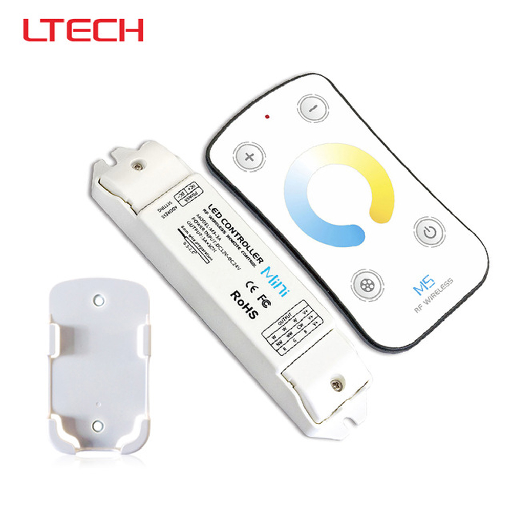 M5 M3 3A Set;CT Controller M5+M3 3A;M5 touch dimmer with M3 3A Receiving controller for white/warm white led strip