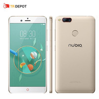Tur Depot Nubia Z17 Mini 6GB RAM 64GB Mobile Phone Snapdragon 652 Octa Core 16 0MP
