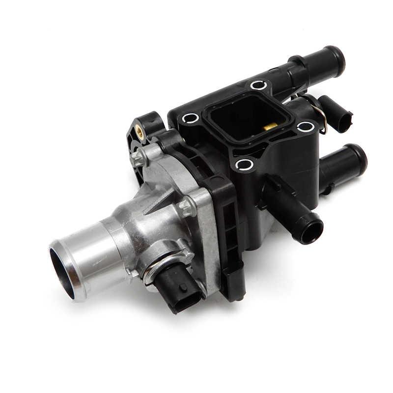 Термостат охлаждения двигателя крышка корпуса для 25192228 & 2519-2228 для Chevrolet Cruze Trax Soni трекер 55575048 55579951